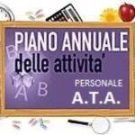 Piano Annuale ATA